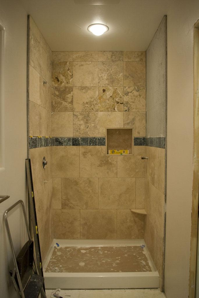 Interior Tile Work